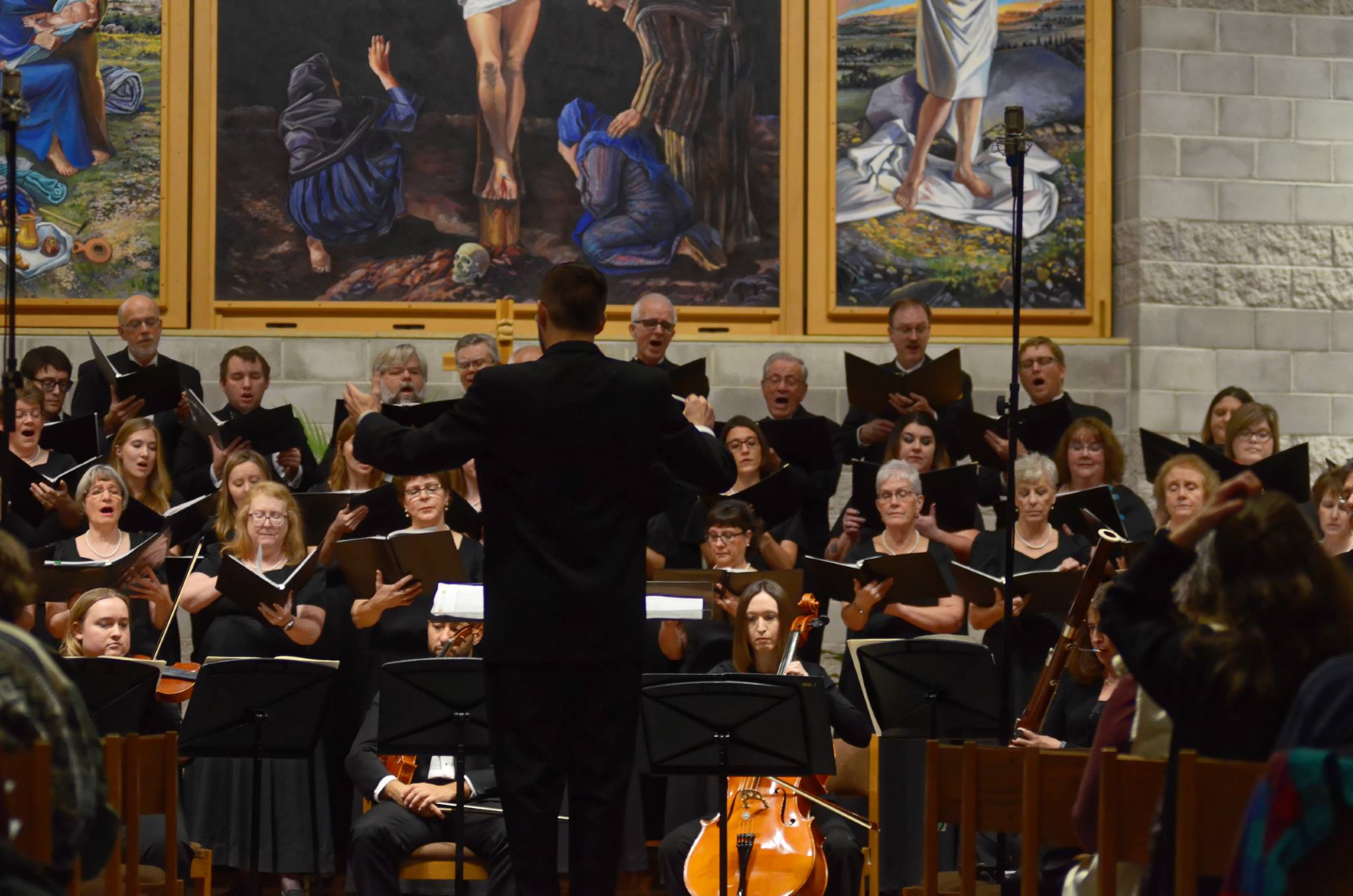 Permalink to:About Minnesota Valley Chorale